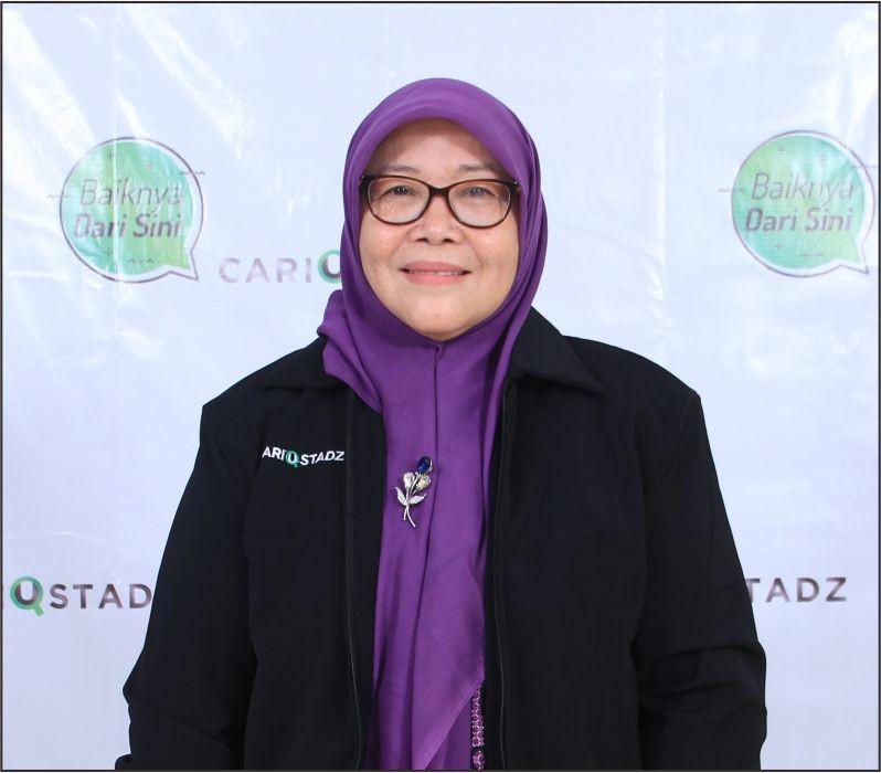 DR. Faizah Ali Sibromalisi, MA