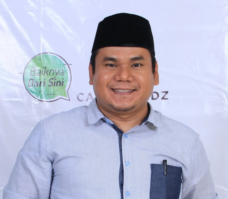 Foto_Ustadz_Dr. Hasani Ahmad Said_cariustadz.id