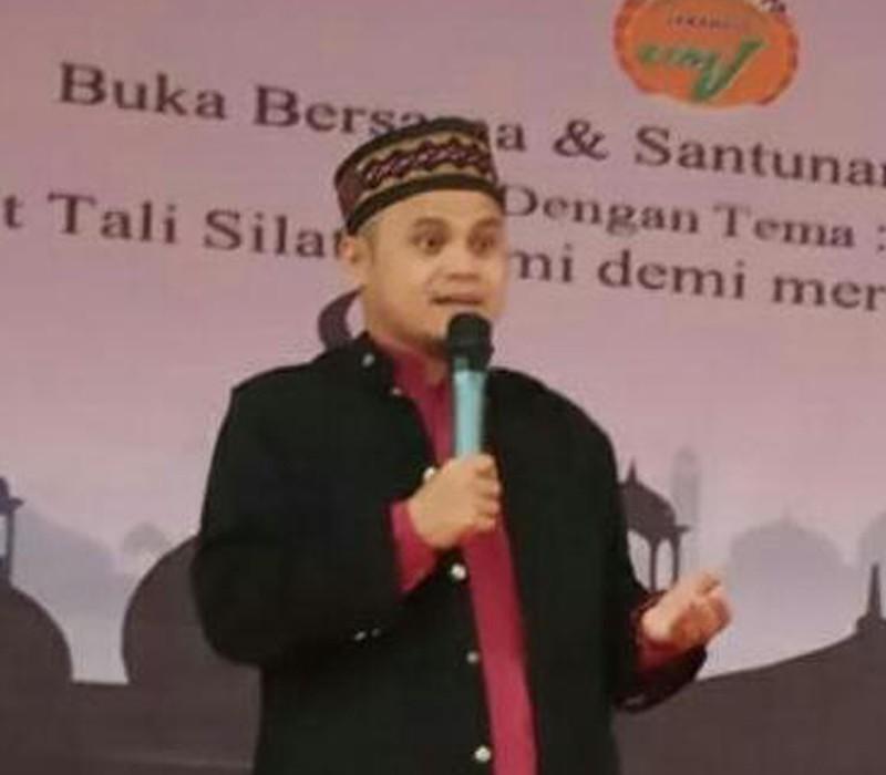 H. Adi Mansah Alfaruqi,  M.A
