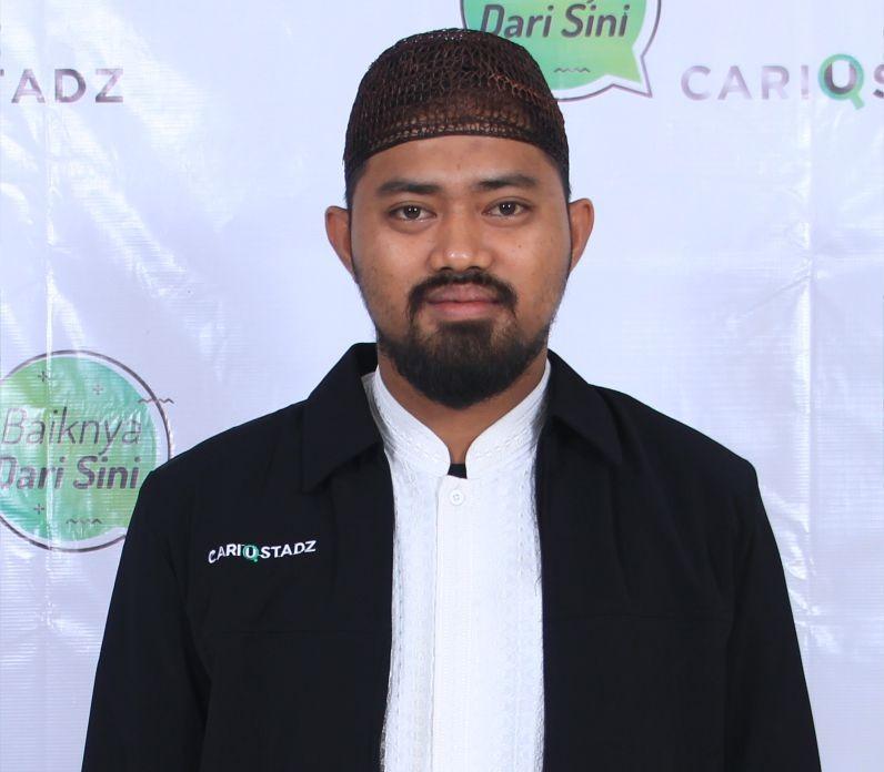 Foto_Ustadz_M. Fahmi Saefuddin, S.Hum_cariustadz.id